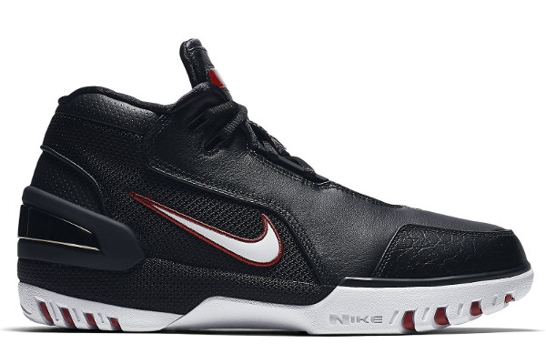 size 40 a8951 49ef7 Name NIKE AIR ZOOM GENERATION RETRO Color Black Varsity Crimson-White  Style AJ4204-001. Release Date 12 23 2017. Price  175. Exclusive Limited
