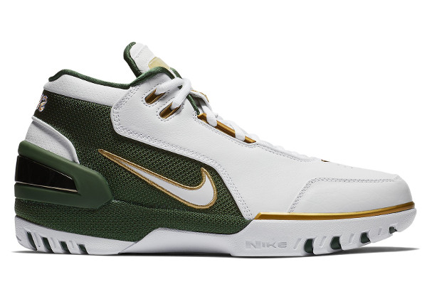 5377f2b5fb5d3 Name NIKE AIR ZOOM GENERATION RETRO Color White Metallic Gold Dust-Deep  Forest-White Style AO2367-100. Release Date 05 26 2018. Price  175