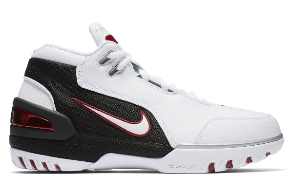 low priced b45fa 996be Name NIKE AIR ZOOM GENERATION RETRO Color White White-Varsity Crimson-Black  Style AJ4204-101. Release Date 08 26 2017. Price  175. Exclusive Limited