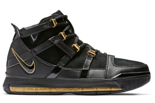 best website 122ad fb967 LeBron 3. Name NIKE ZOOM LEBRON III QS