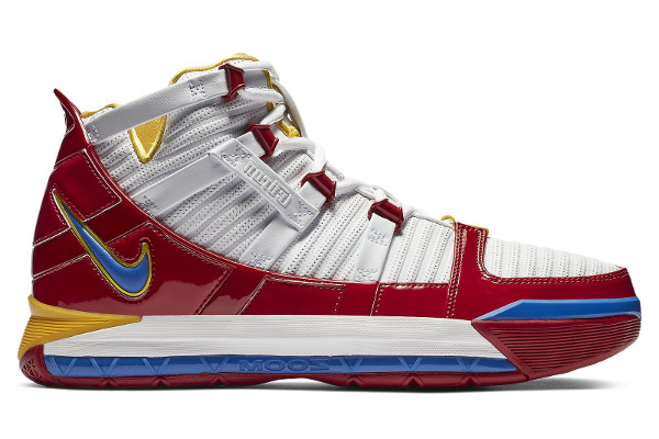 newest collection 9ff4e cbb8a LeBron 3