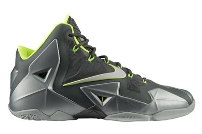 Name:NIKE LEBRON XI Color:Mica Green/Sea Spray-Dark Mica Green-Volt Style:616175-300. Release Date:12/31/2013. Price:$200. Exclusive:GR [Detailed Photos]