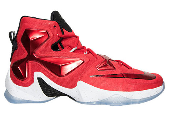df9d8ae0fcbd Name NIKE LEBRON XIII Color University Red White-Black-Laser Orange  Style 807219-610. Release Date 10 30 2015. Price  200. Exclusive GR   Detailed Photos