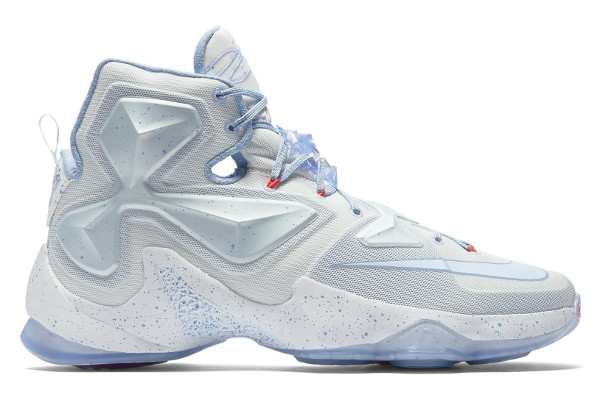 b7112ac4c6c Name NIKE LEBRON XIII Color Summit White Blue Tint-Light Blue  Style 823108-144. Release Date 12 26 2015. Price  200. Exclusive GR   Detailed Photos