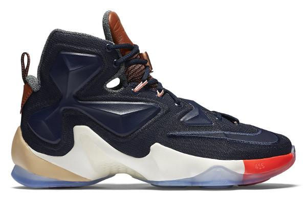 Name NIKE LEBRON XIII LMTD Color Multi-color Obsidian-Sail  Style 823300-941. Release Date 02 13 2016. Price  220. Exclusive GR   Detailed Photos  f8529b9d65