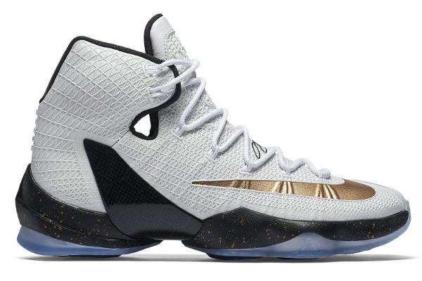 lebron 13 elite gold