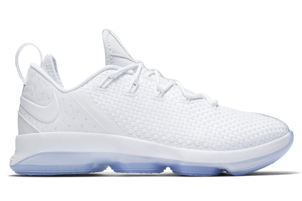 8606c50e500a Name NIKE LEBRON XIV LOW Color White Ice-White Style 878636-101. Release  Date 07 08 2017. Price  150. Exclusive GR