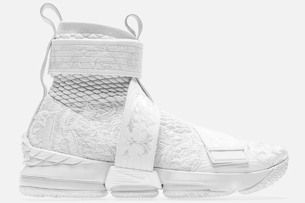 """huge discount e7ca2 56703 LeBron 15 KITH """"City of Angels"""""""