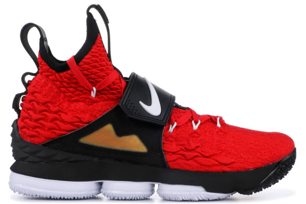 buy popular 296a1 1a625 Name NIKE LEBRON VI PRIME Color University Red White-Black  Style AO9144-600. Release Date 09 01 2018. Price  200. Exclusive LeBron  Watch  Detailed Photos