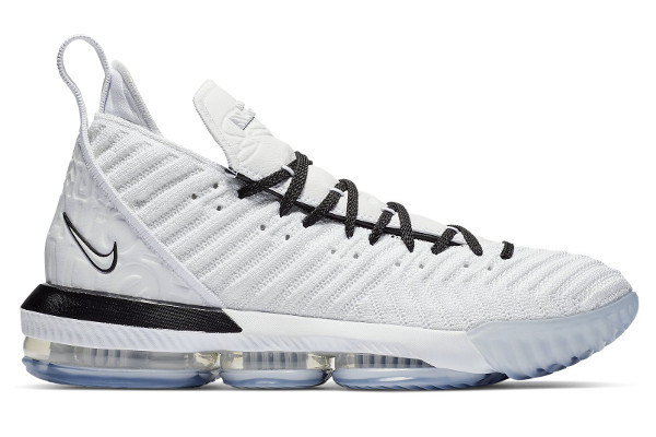 brand new d9ff3 1c106 Name NIKE LEBRON XVI Color White (right) Black (left) Style BQ5969-101.  Release Date 01 21 2019. Price  185. Exclusive Limited GR