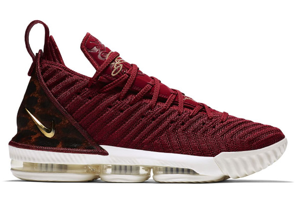 9a252426e3f80e Name NIKE LEBRON XVI Color Team Red Metallic Gold-Multi Color Style AO2588-601.  Release Date 10 15 2018. Price  185. Exclusive GR