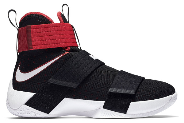 watch 32792 5d609 ... Name LEBRON SOLDIER 10. Color Black University Red-White Style  ...