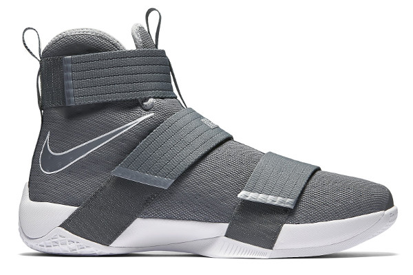 6bdd7db48ce ... Nike Zoom LeBron Soldier 10  844375-002 Cool Grey White-Wolf Grey.  general releasenike soldier xsoldier 10zoom .