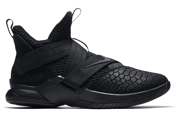 5ba5b053c4b308 Name LEBRON SOLDIER 12 SFG Color Black Black Black Style AO4054-003.  Release Date 07 01 2018. Price  140. Exclusive GR