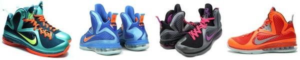 a71287fc5a1 Nike LeBron 9 ...