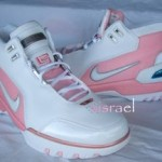 Nike LeBron PINK Player Exclusives