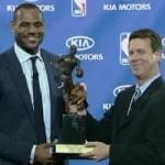 King James Crowned! 2008/09 NBA Most Valuable Player (MVP)