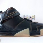 Two Versions of Rare Gum Nike Zoom LeBron II PE