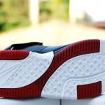 Nike Zoom LeBron II Black, White and Red Sample Version