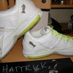 LBJ III Low Player Exclusive White/Lime