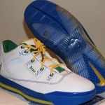 LBJ III Low Sprite Promo Sample