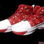 Zoom LeBron III All-Star GR vs PE
