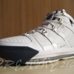 Nike Zoom LeBron III white/navy sample