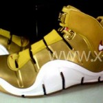 LeBron IV Gold-White-Red :: All-Star 2007