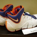 Nike Zoom LeBron IV HWC Home PE w/o #23