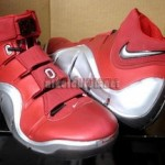 A closer look at the Zoom LeBron IV OSU PEs