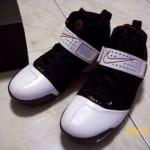 Nike Zoom LeBron V Black/White/Red Detailed Look