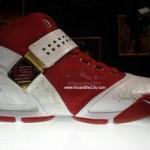 Nike Zoom LeBron V China edition showcase