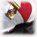 """A closer look at the """"Passion"""" Zoom LeBron V"""