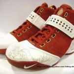 New pics of the Nike Zoom LeBron China Limited Edition