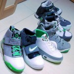 ABT's Completed Nike Zoom LeBron Dunkman Collection