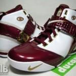New Nike Zoom LeBron V Christ The King Home PE
