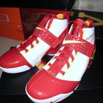 Fairfax Nike Zoom LeBron V Home Player Edition