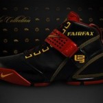 New Nike Zoom LeBron V FAIRFAX Wallpaper