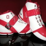 LeBron 5 Ohio State University Home Player Exclusive