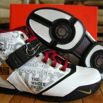 Non-locker Mr Basketball Zoom LeBron V Hit the Outlets