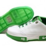 Nike Zoom LeBron Low ST white/grass showcase