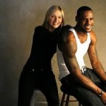 LeBron, Sharapova pose together, team up against poverty