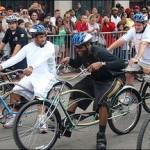 LeBron's Third Annual King for Kids Bikeathon Draws 2,000