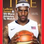 TIME Is Now for LeBron James and the USA Basketball
