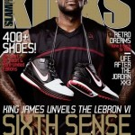 Kicks Magazine Zoom LeBron VI Designed by Ken Link Article Report