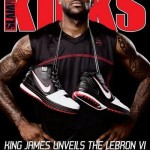Introducing the Sixth Sense – LeBron on the Kicks Cover with Nike Zoom LeBron VI