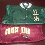 Limited LeBron Jackets Real Pics. LBJ at SVSM's State Champ Game.
