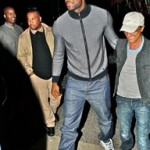 LeBron James Wearing the Nike Air Jordan VII Defining Moments