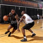 King James Tweets. The Decision on Thursday. AML8 Sighting at 2010 LeBron James Skills Academy.