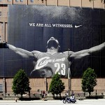 We Are All Witnesses is No More – LeBron's Mural Taken Down